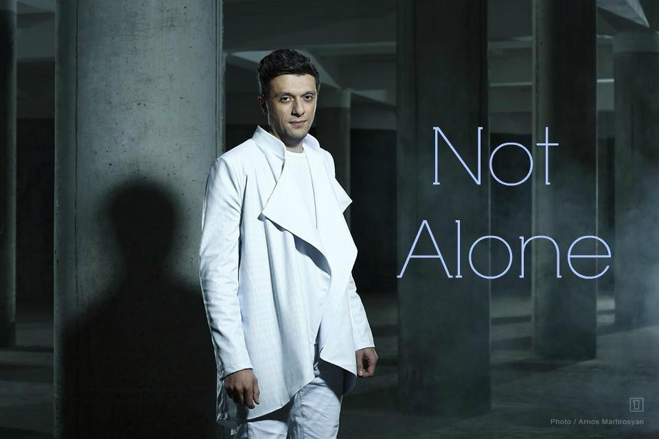 Aram MP3 - Not Alone (Eurovision Song Contest 2014)