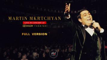 Martin Mkrtchyan - Live in Concert at Dolby Theater (Full Version)