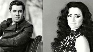 Saro Tovmasyan & Lusine Grigoryan - Es Sirum Em Qez
