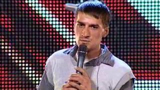 X Factor Arthur Baghdasaryan