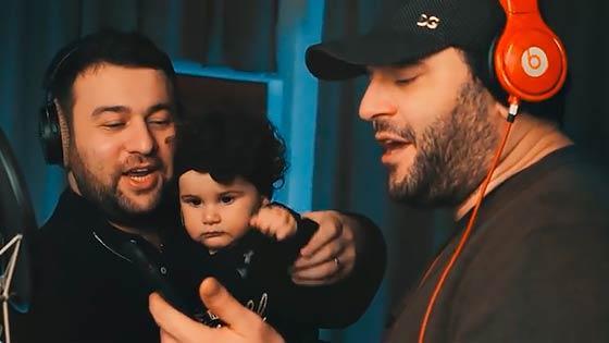 Mart Babayan & Razmik Amyan - Доченька